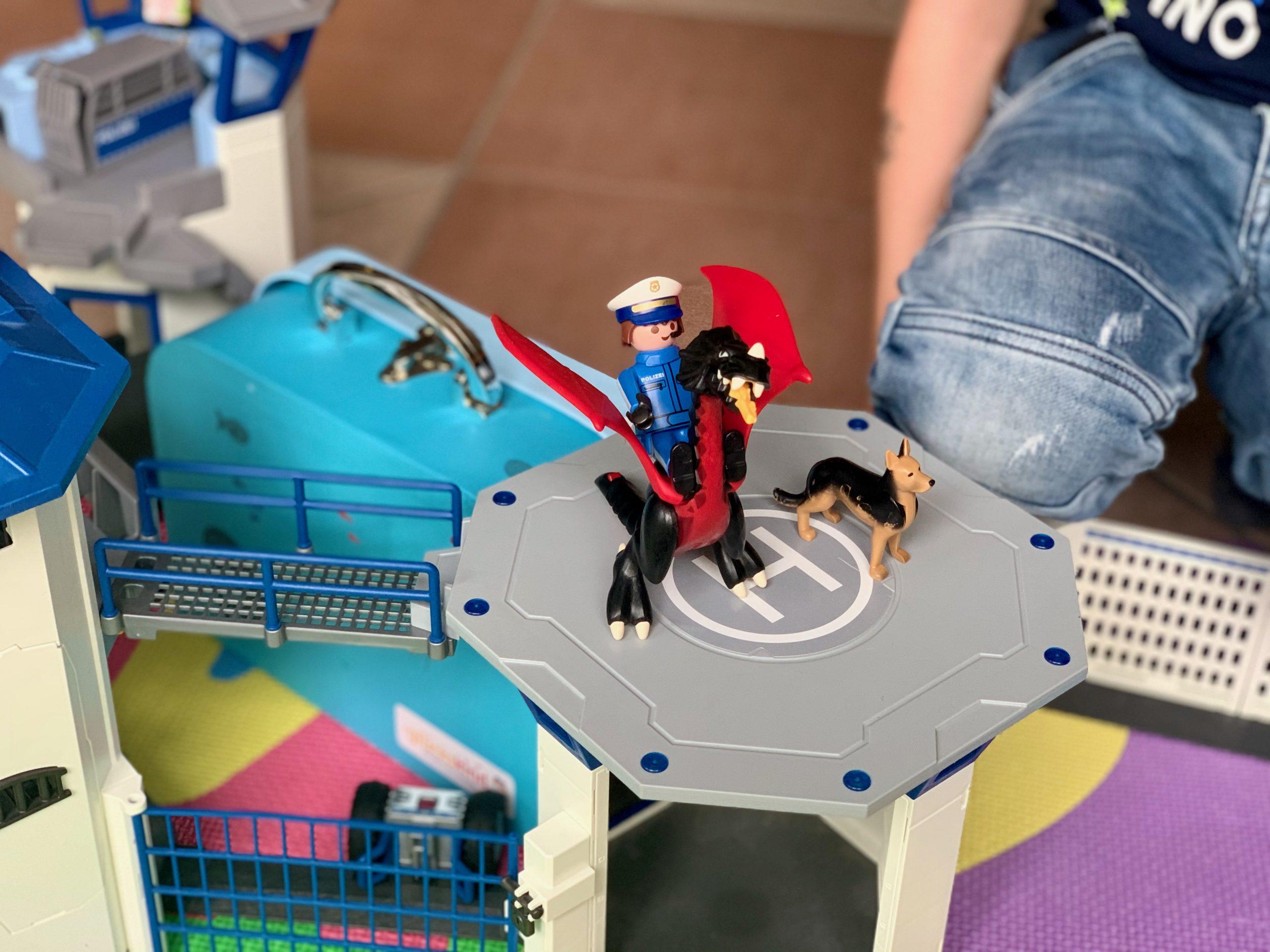 Von meiner Spiel-Unlust und den Lego-Frauen, die nicht mitfahren dürfen