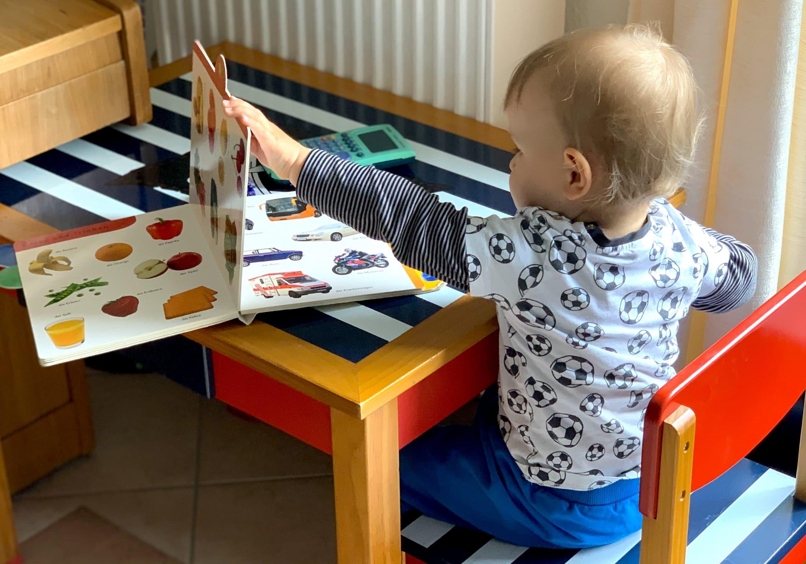 Was Apfel kann, was Birne können soll – Briefe an mein zweites Kind [2/X]