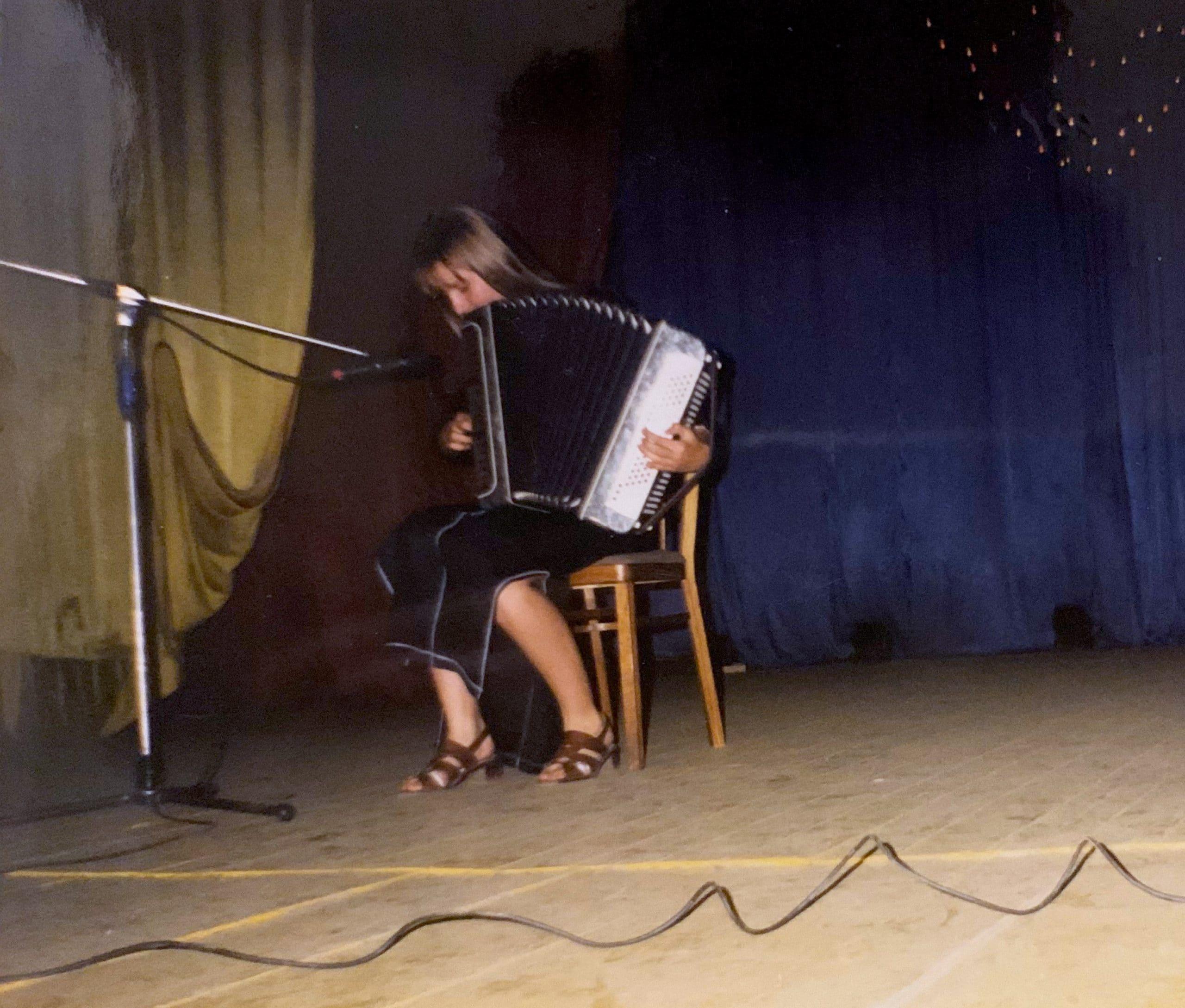 In Geiselhaft der Ziehharmonika – Ich und meine uncoolen Hobbys [1/X]