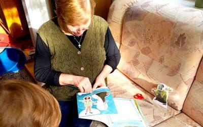 Geschichte einer gespaltenen Persönlichkeit oder wenn aus Mutter Oma wird